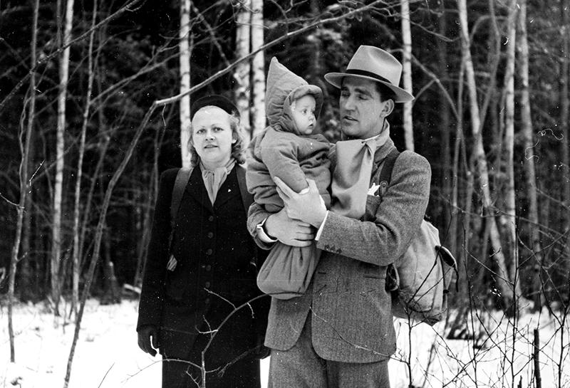 Familie under andre verdenskrig