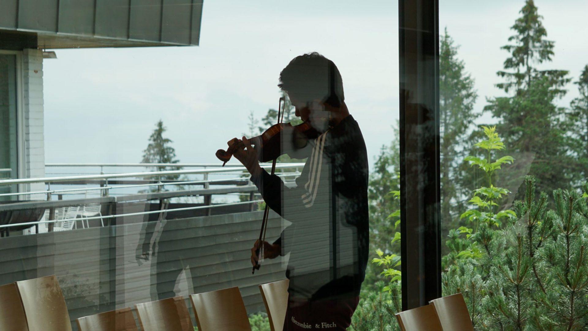 Fiolinist