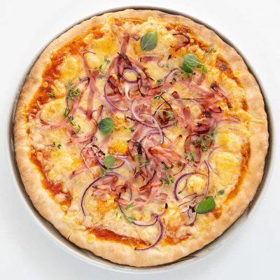 Kalsson pizza fra Voksenåsen