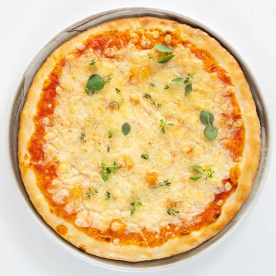 Madicken pizza fra Voksenåsen