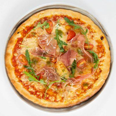 Pippi pizza fra Voksenåsen