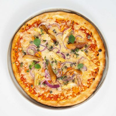 Ronja pizza fra Voksenåsen