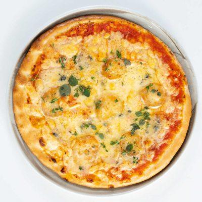 Tjorven pizza fra Voksenåsen
